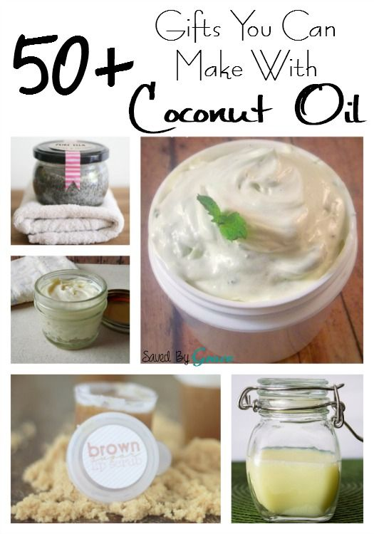 If you are looking for DIY projects using coconut oil for yourself or to give as…