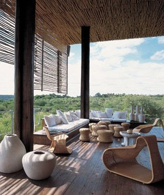 Singita Kruger National Park (Lebombo Lodge, Sweni Lodge) South Africa