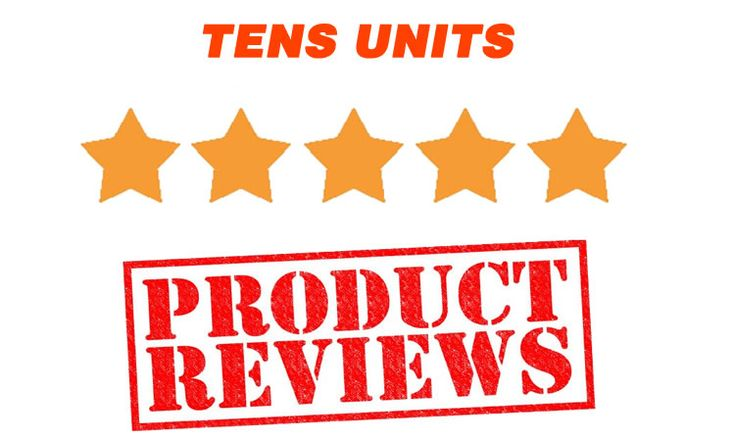 Unbiased  TENS Unit Reviews & Ratings for 2016
