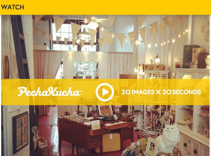 PechaKucha Night New Westminster