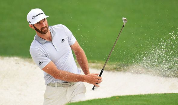 Dustin Johnson's trainer opens up on injury ahead of Masters first round