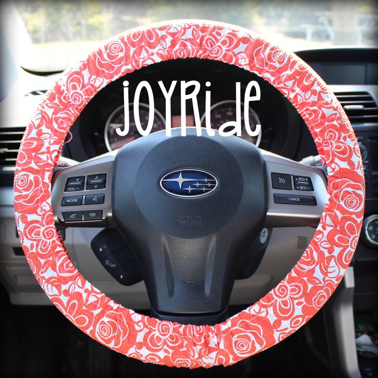 Steering Wheel Cover Tangerine Flowers Lilly Inspired with Matching Keychain Option Christmas Present for Girls Car Accessories by JoyRideCovers on Etsy https://www.etsy.com/listing/276860000/steering-wheel-cover-tangerine-flowers