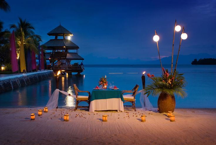 Top 11 Romantic Places on the beach | Luxury Home