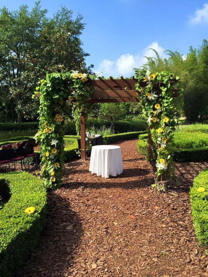 Charmant Hard Rock Hotel Orlando   Morning Wedding At The Butterfly Garden | Our  Morning Wedding | Pinterest | Wedding And Weddings