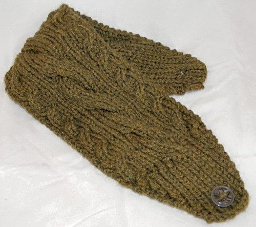 Wide Cabled Headband