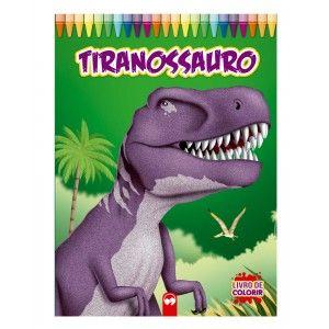 Livro Gigante - Dinossauro