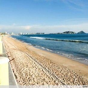 Mexico Beach -- Florida Versus Mexico's Beaches