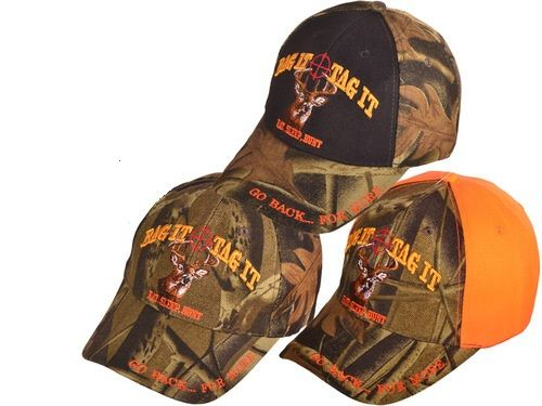 bag it tag hunting baseball cap hat the mens caps uk fitted