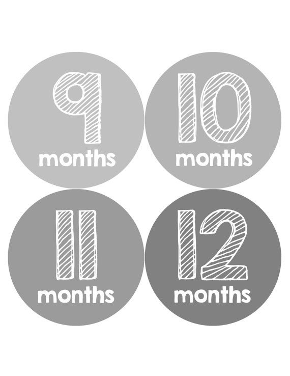 18 Month Stickers: 1000+ Ideas About Baby Milestones On Pinterest