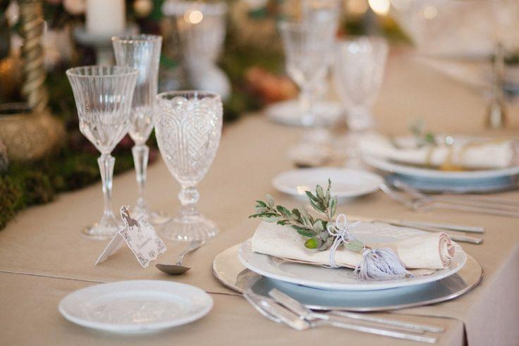 Декор стола для свадьбы || Table decor for wedding || Decoracion de mesa para boda