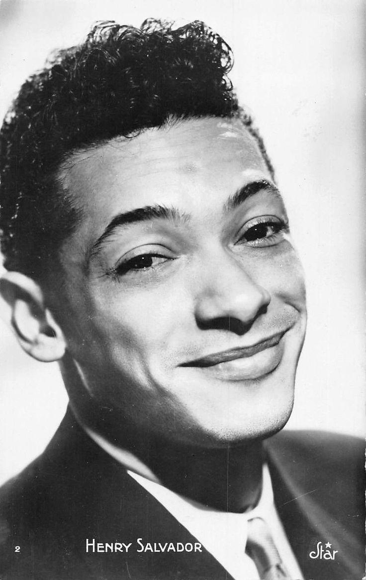 Henry Salvador Henri French Caribbean Singer | eBay