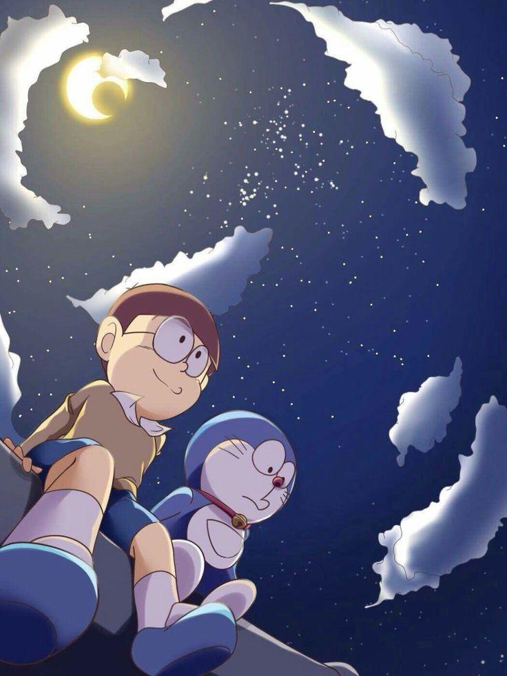 Aesthetic Cute Doraemon And Nobita Wallpaper Hd - doraemon ...