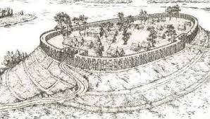 doba železná- Halštatské obd.trvalo zhruba mezi lety 750 – 450 př. n. l.. Doba halštatská je pojmenována podle lokality Hallstatt, kde byly objeveny solné doly a pohřebiště s bohatě vybavenými hroby. Toto období se vyznačuje růstem moci středomořských států, především Řecka, které kolonizuje severní část středomoří. Díky této kolonizaci se do západo a středoevropského prostoru dostávají nové způsoby života, které začali mocní kmenoví náčelníci a knížata přebírat. Nejlepším příkladem je…