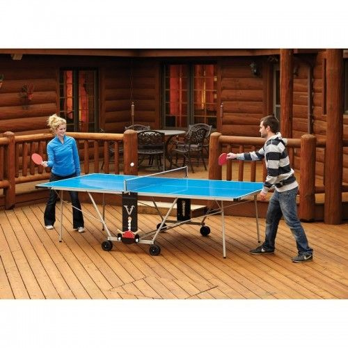 Outdoor ping pong table man cave games pinterest for Table 6 in as 3725