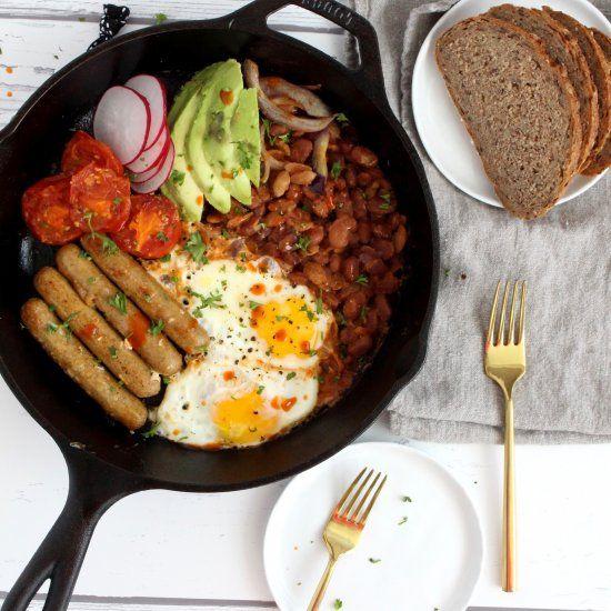 Tex Mex Breakfast Skillet | foodgawker | Bloglovin'