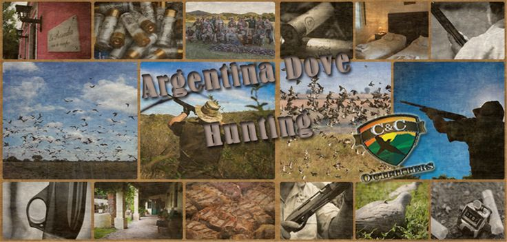 Argentina Dove Hunting is C&C Outiftters  Let us help design your package according to your needs. We can turn your hunting trip in an unforgettable experience with our advice… Because, we are local experts.  Read more: http://www.argentinawingshooters.com/