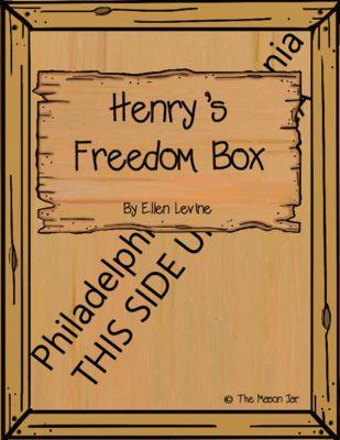 Henrys Freedom Box Higher Level Thinking Task Cards From TheMasonJar On TeachersNotebook 4
