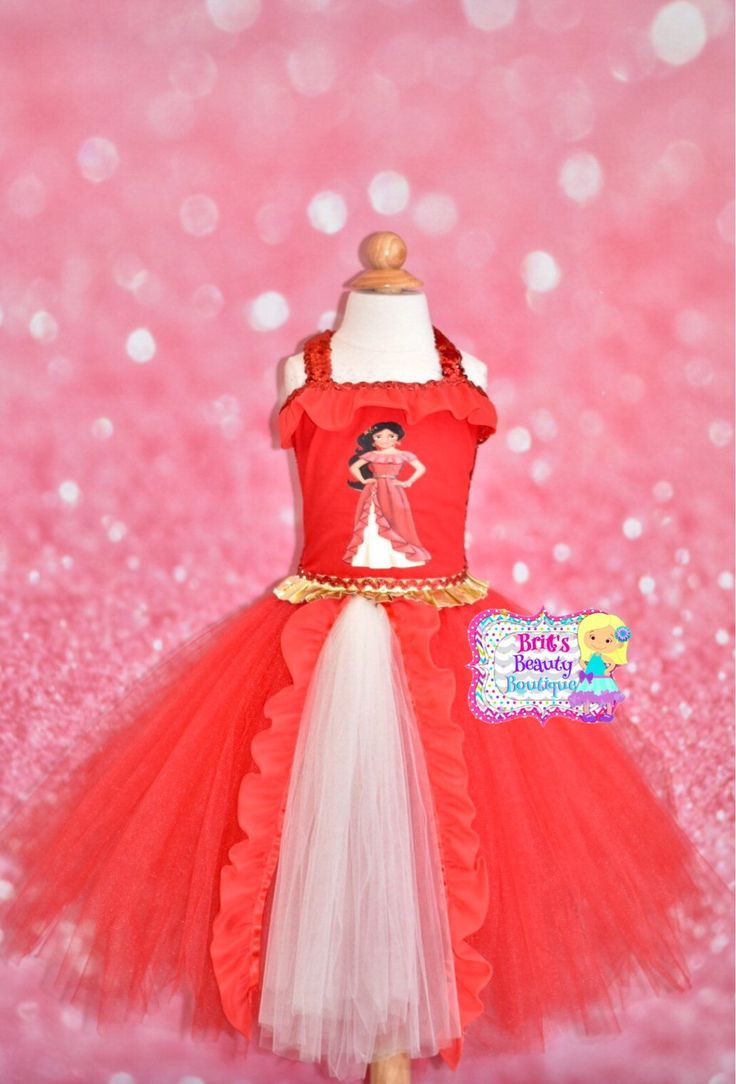 Inspired by Princess Elena of Avalor Tutu Dress Costume/Character Dress/Pageant Wear/Halloween Costume/Halloween Tutu/Girls Halloween Dress/ by BrittsBeautyBoutique on Etsy https://www.etsy.com/listing/543501073/inspired-by-princess-elena-of-avalor