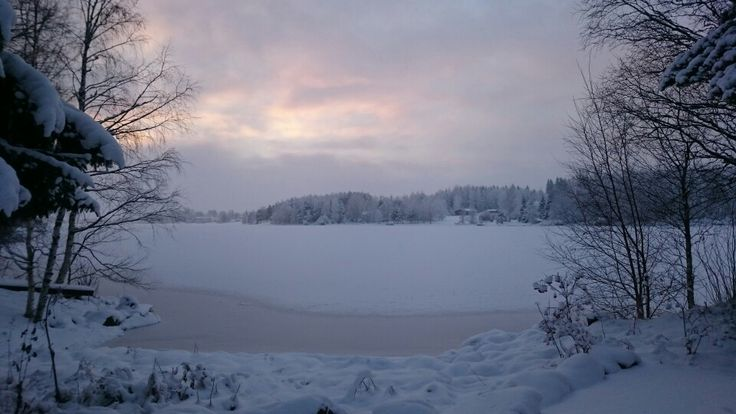 Winter wonderland, Haapajärvi Finland