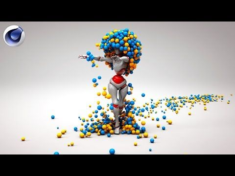 Cinema 4d Dancing Character Animation Tutorial Cinema 4d Motion