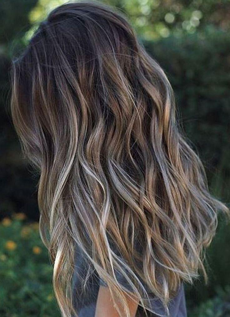 cool Модное калифорнийское мелирование волос (50 фото) — На темные и светлые локоны Читай больше http://avrorra.com/kalifornijskoe-melirovanie-volos-foto/