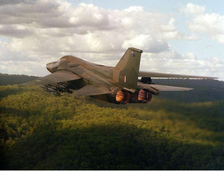 Royal Australian Air Force F-111.