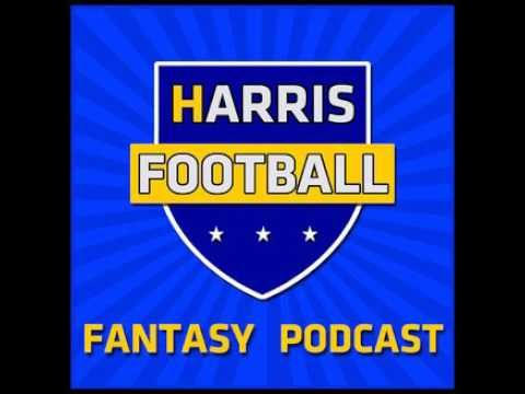 Harris Football Podcast 7/21/17 - BE AFRAID - Five Fear-Factor Draft Picks