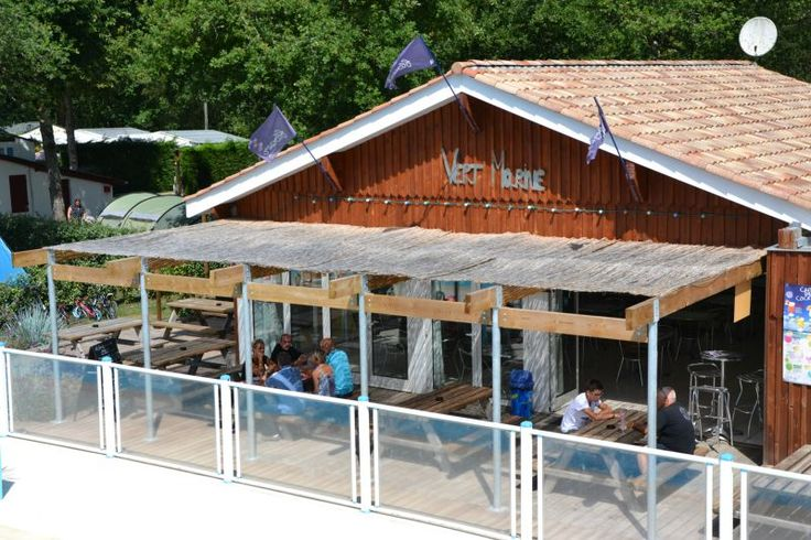Camping Bassin d'Arcachon - CAMPING LA CANADIENNE **** - Gironde
