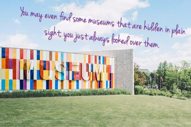Museums are a great way to see what's local to you while getting some history.  See how to be a tourist in your hometown by clicking here! How to be a tourist in your hometown.  This is great; there are so many things around me that I've never seen. #travel #tourist #hometown