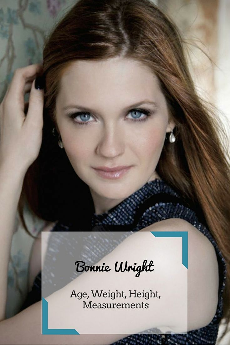 Ginny Weasley is all grown up! Check out my blog for more #Bonnie #Wright #Trivia!