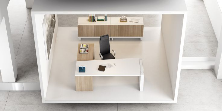 Bureau direction Deck Design by Aitor Garcia de Vicuna