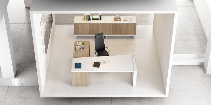 Bureau direction Deck Design by Aitor Garcia de Vicuna