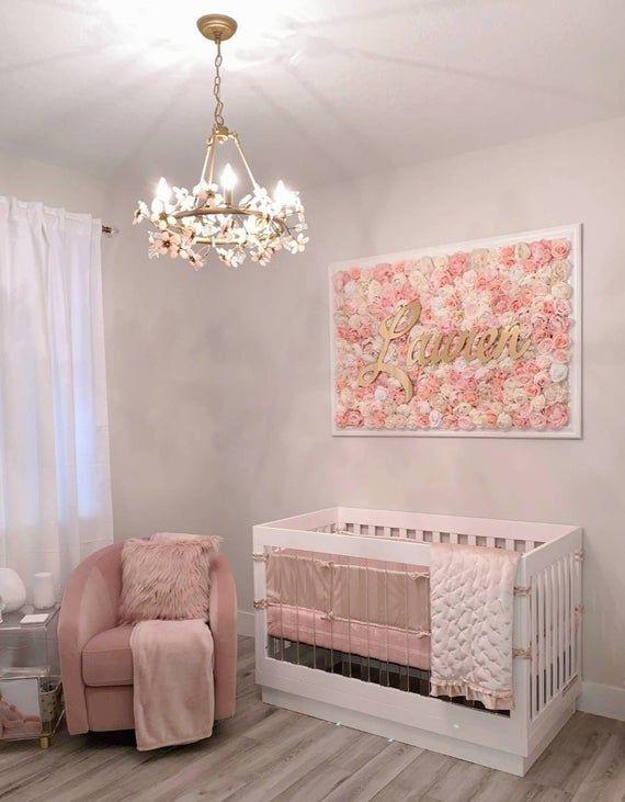 Mirror Names Now Available Floral Wall Frame Mirror Name Floral Wall Frame Generously Filled W Baby Girl Room Decor Girl Nursery Room Baby Girl Nursery Room