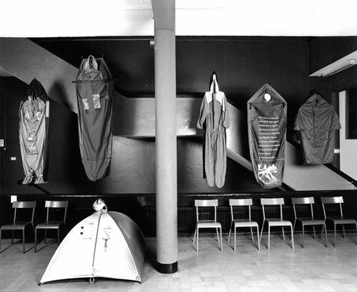 Refuge Wear Installation    1995
