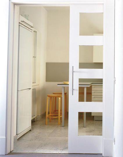 M s de 25 ideas incre bles sobre puertas interiores for Puerta francesa corrediza