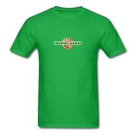 Freshly Baked Merchandise Mens T Shirt Green