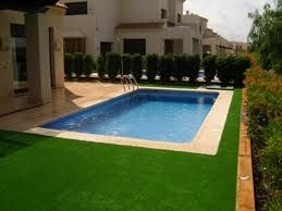 Experience an around pool grass like in #PBBALLIN  VISIT US http://decoturf.com.ph/