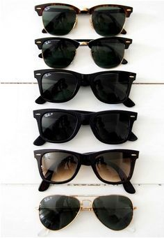 ray ban black glass with golden frame  1000+ images about sunglasses on pinterest