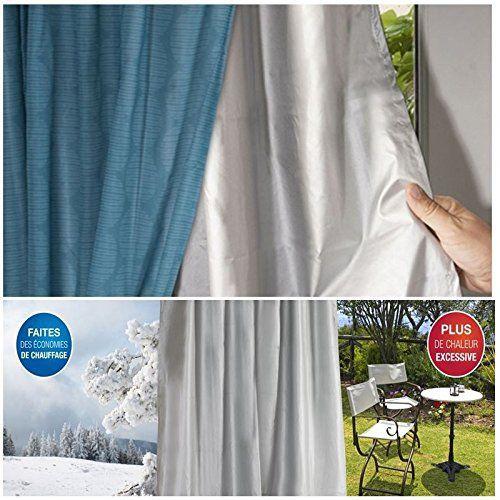 ProBache - Rideau thermique isolant anti froid pour fenêtre: Cet article ProBache - Rideau thermique isolant anti froid pour fenêtre est…