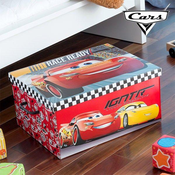 El mejor precio en Hogar 2017 en tu tienda favorita https://www.compraencasa.eu/es/organizadores/91452-organizador-de-juguetes-plegable-cars-50-x-39-cm.html