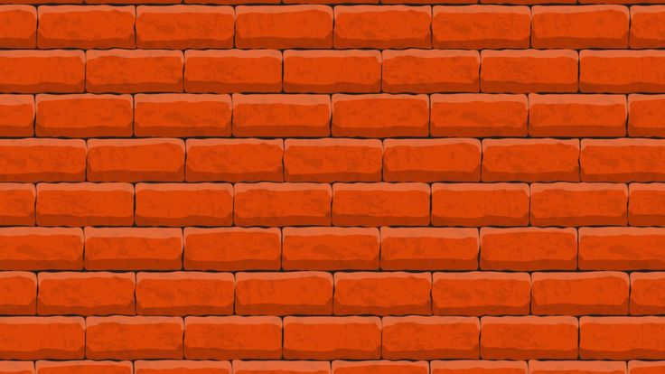 Brick wall texture - Adobe Illustrator cs6 tutorial. How to create nice ...