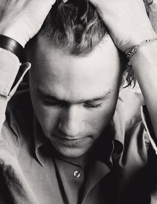 Heath Ledger......gone too soon