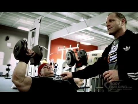 Train with Neil Hill Y3T Chest & Triceps - Bodybuilding.com