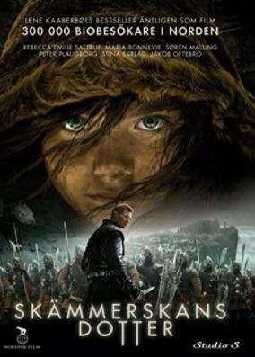 Skammerens datter [Videoupptagning] = Skämmerskans dotter .... #dvd #film