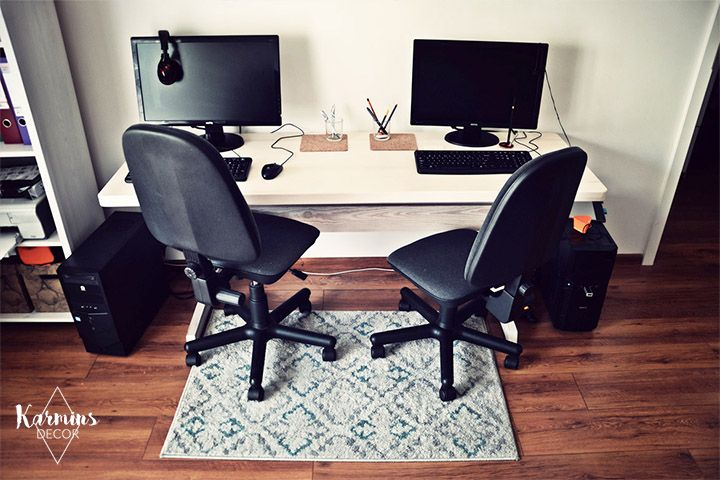 © Paulina J. Rutkowska • Karmins http://karminsdecor.pl/workspace-nie-tylko-miejsce-do-pracy/