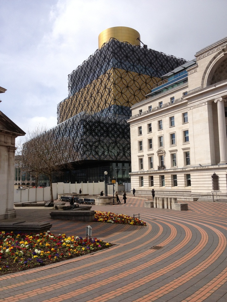 Birmingham Public Library April 2013