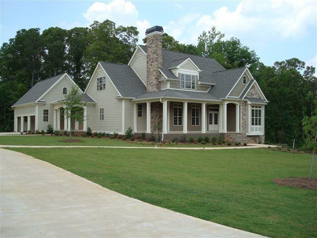 shook hill house plan photos