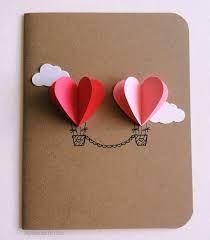 17 mejores ideas sobre tarjetas de san valentin hechas a - Creatividad para regalar ...