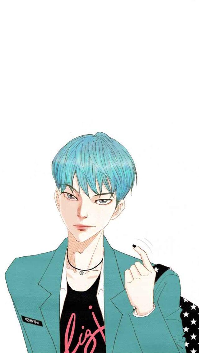 Webtoon | Finger Spirit