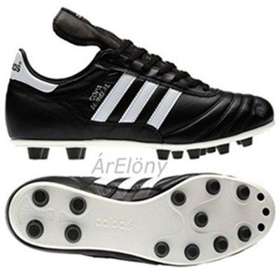 Adidas Copa Mundial Gumis Futballcipő Klasszikus elnyűhetetlen fekete-fehér színben, öntött tömör gumistoplikkal, mélyen piaci ár alatt érhető el, akcióban. - See more at: http://elony.emelkedes.hu/termek/adidas-copa-mundial-gumis-futballcipo/#sthash.5bup9A7w.dpuf